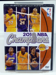 2010 Champions NBA. Lakers