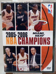 NBA Champions. Miami Heat 2005/2006