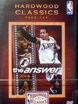 DVD Allen Iverson. The Answer.