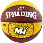 Balón Spalding Miami Heat Team Ball. Talla 7.