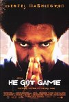 He got a game. Una mala jugada. DVD.