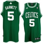Camiseta Boston Celtics. NBA. Kevin Garnett. Verde