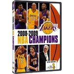 NBA Champions. Los Angeles Lakers. 2008/2009