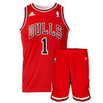Pack Niño Derrick Rose. Chicago Bulls.