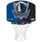 Mini Canasta Spalding Dallas Mavericks NBA