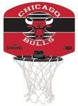 Mini canasta Chicago Bulls NBA. Spalding