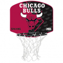 Mini canasta Spalding Chicago Bulls.