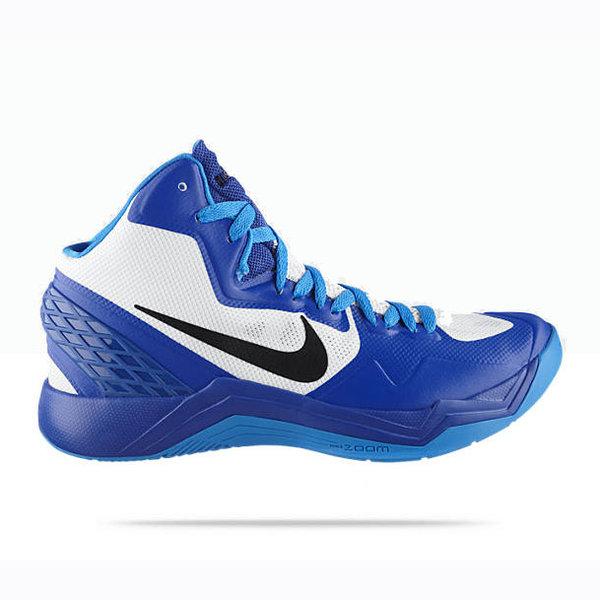 Zapatillas Nike Baloncesto Azules