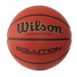 Balón Wilson Solution Game Ball FIBA