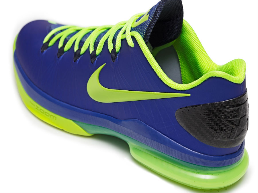 Zapatillas Nike KD V Elite Hyper BlueNike Kd V Low Elite