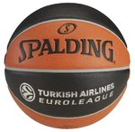 Balón Spalding Euroleague TF-500 Indoor/Outdoor. Talla 7