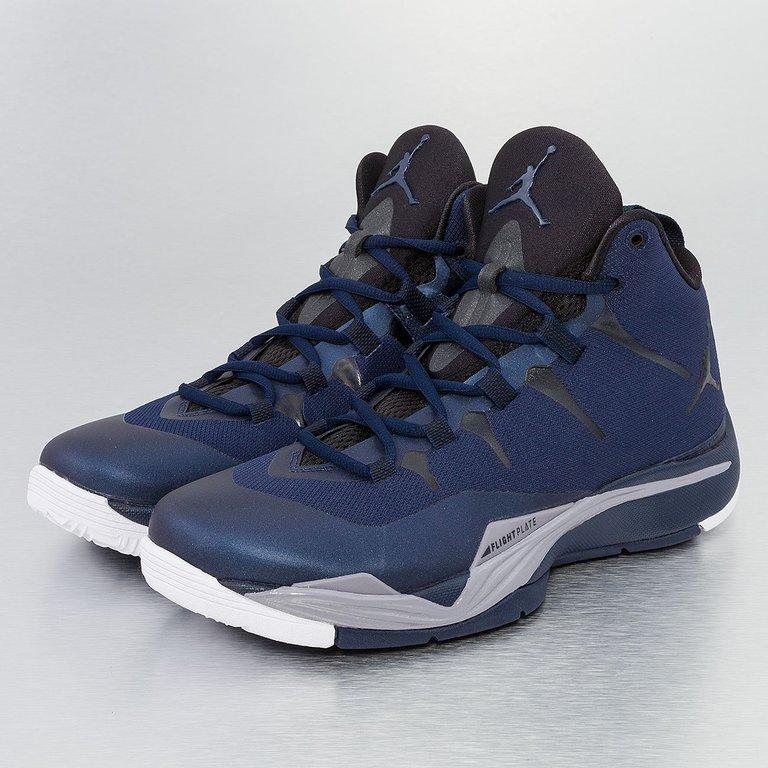Tenis Jordan Azul Marino