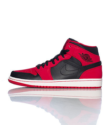 d30642e880a Zapatilla Nike Air Jordan Retro 1 Red-Black. Ultima unidad ...