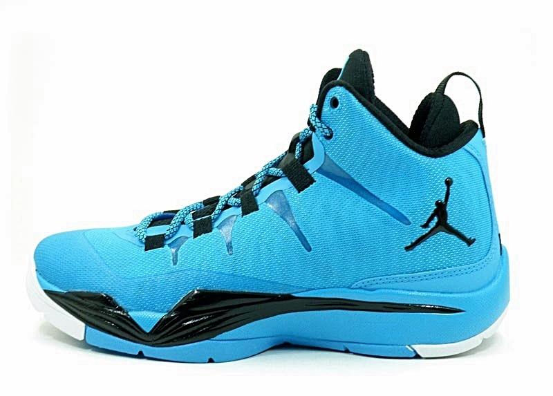 jordan zapatillas azules