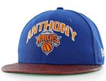 "Gorra NBA New Era ""Carmelo Anthony"" azul"