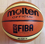 Balón Molten BGM7. Talla 7. Indoor/Outdoor