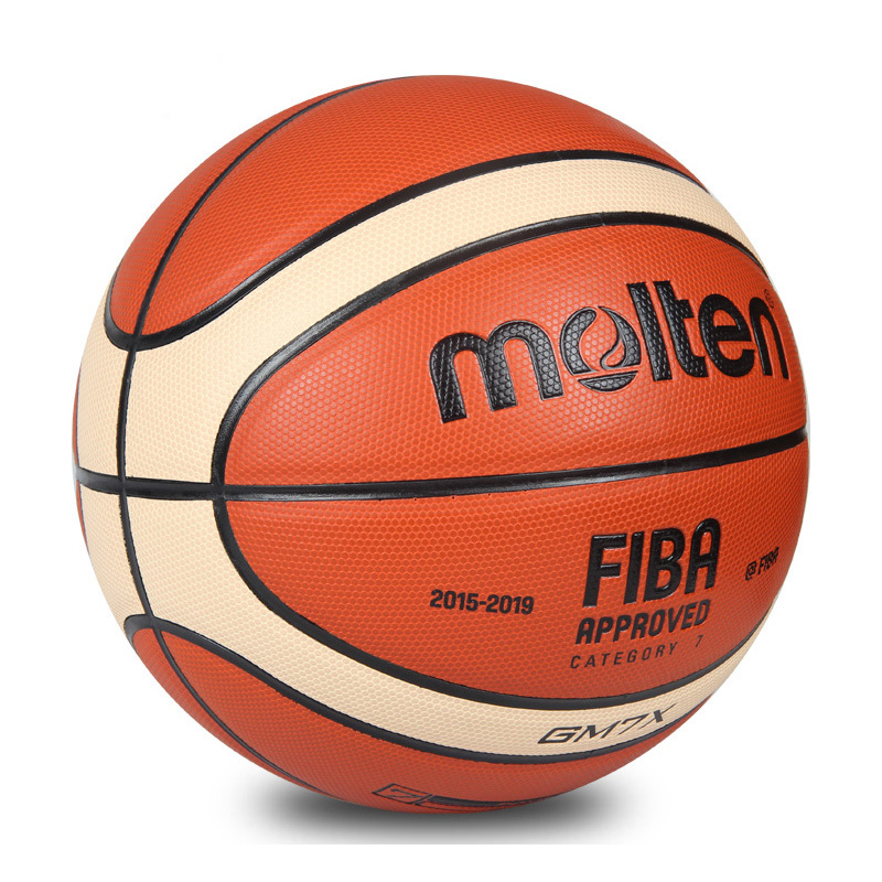 Balón Molten BGM7X. Talla 7. Indoor Outdoor. Basketspirit.com d8b56bbd35252