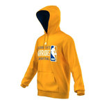 Sudadera con Capucha Golden State Warriors. Adidas