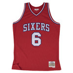 Julius Erving. Philadelphia 76ers . Swingman. Mitchell&Ness