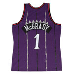 Camiseta Tracy McGrady. Toronto Raptors. Swingman. Hardwood Classics