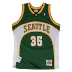 Camiseta Kevin Duran. Seattle SuperSonics. Swingman. Hardwood Classics
