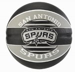 Balón San Antonio Spurs NBA Team-Ball 2017. Minibasket. Talla 5
