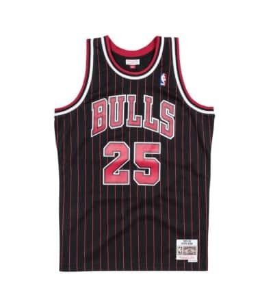 369bfc935 Camiseta Steve Kerr. Chicago Bulls. NBA. Swingman. Mitchell and Ness ...