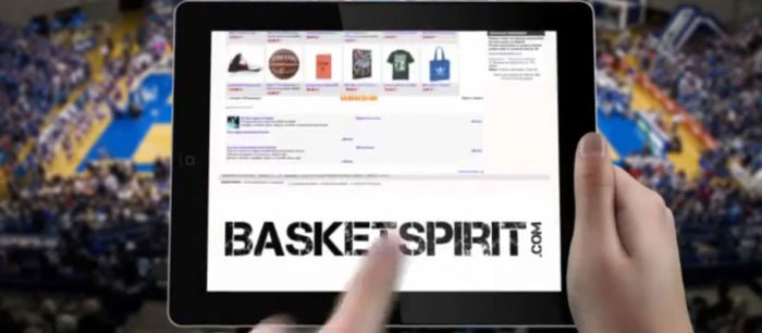 Ver vídeoclip Basketspirit