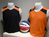 Camiseta reversible baloncesto. OUTLET