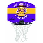 Mini Canasta Spalding Los Angeles Lakers NBA