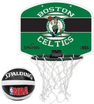 Mini Canasta Spalding Boston Celtics NBA