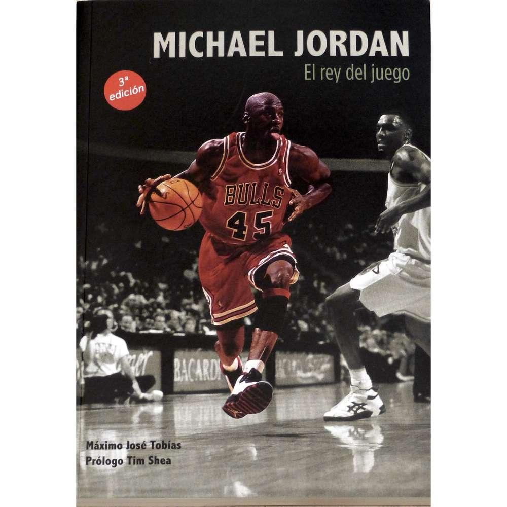 Municipios Otros lugares Remontarse  Michael Jordan. El rey del juego. - BASKETSPIRIT.COM
