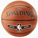 Balón Spalding NBA Silver indoor/outdoor. 2018