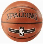 Balón Spalding NBA Silver indoor-outdoor