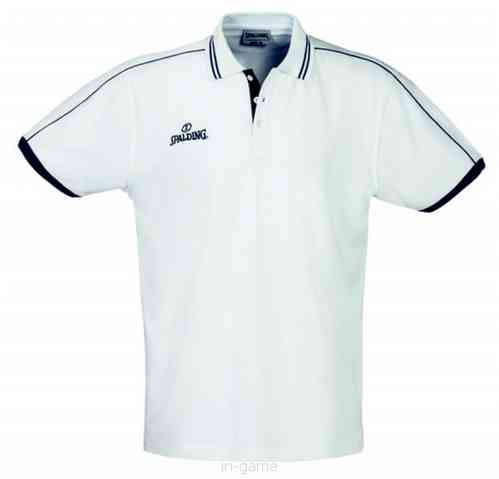 Polo Spalding Blanco Coach