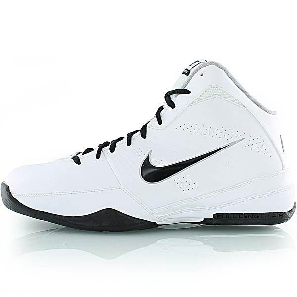 zapatos nike baloncesto blanco