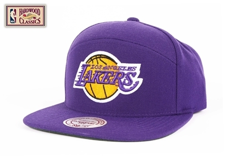 Gorra Snap Back Los Angeles Lakers. Mitchell and Ness - 2b129ccc09f