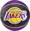 Mini balón Spalding Los Angeles Lakers. Talla 3