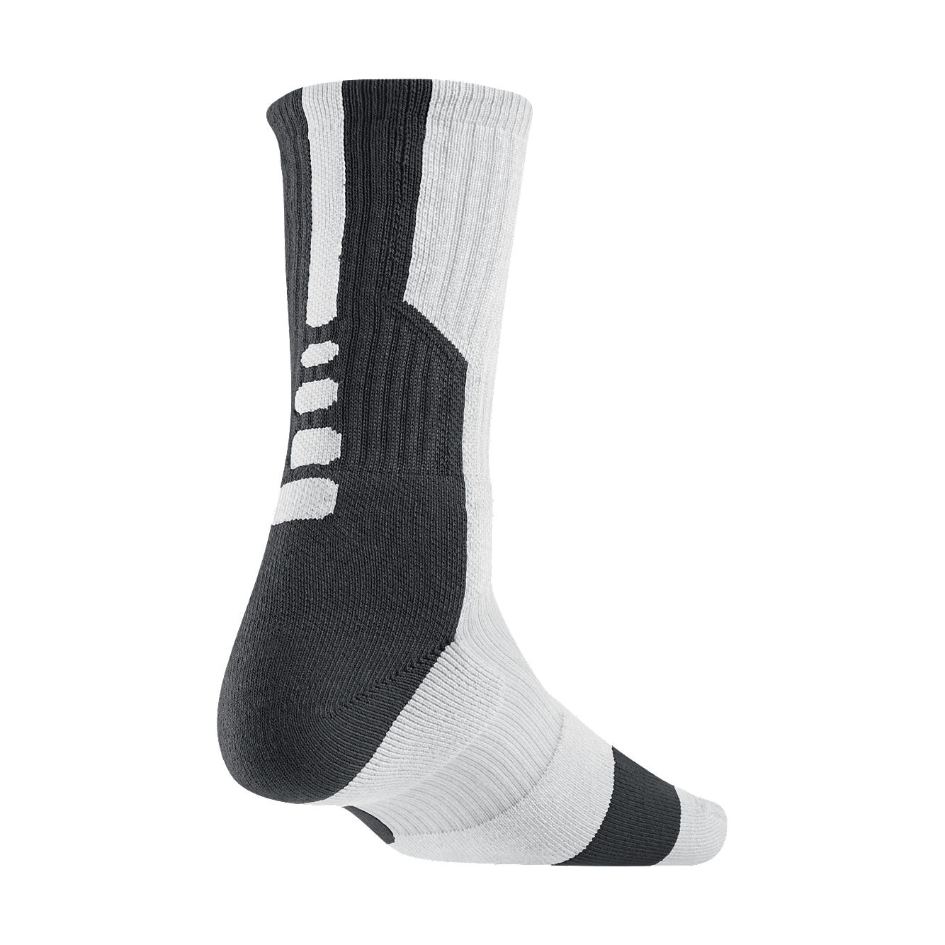 the latest 8786a 68005 Calcetines Nike Elite 2.0 Crew Blanco-Negro - BASKETSPIRIT.COM