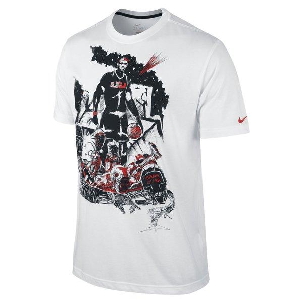 e01dcf594d Camiseta Nike LeBron Game Over - BASKETSPIRIT.COM