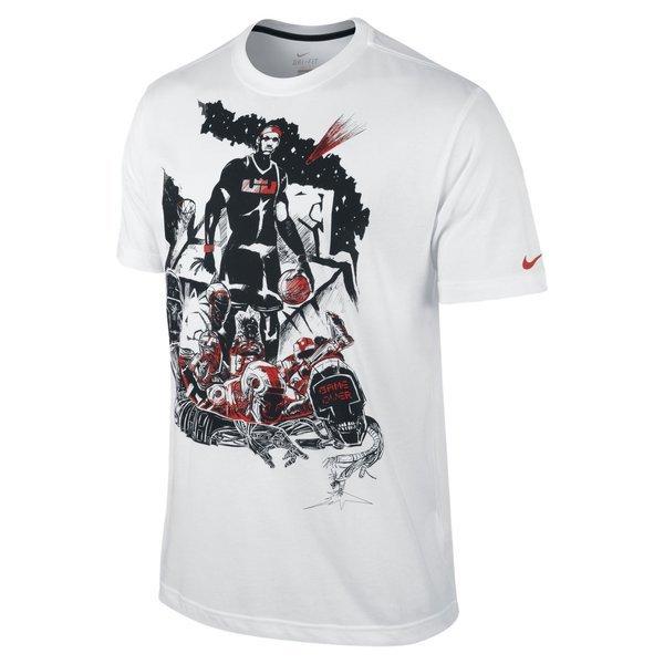 0df25f2ab3c6d Camiseta Nike LeBron Game Over