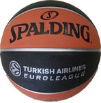 Balón Spalding Euroleague Outdoor TF-150.