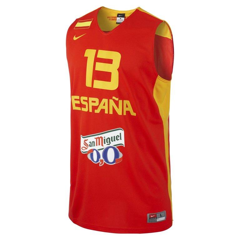Anécdota Amargura crédito  Camiseta España Marc Gasol Réplica - BASKETSPIRIT.COM
