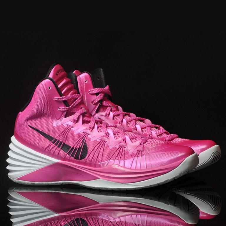 como encontrar precio más vendido Zapatilla Nike Lunar Hyperdunk 2013 Pink - BASKETSPIRIT.COM