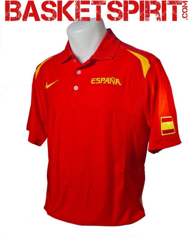 cb2ce26b925 Polo Nike Selección Española - BASKETSPIRIT.COM