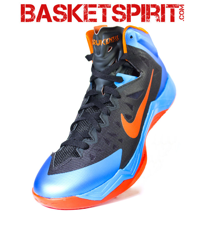 Preciosa, cómoda, ligera. Zapatilla Nike Zoom Hyperquickness