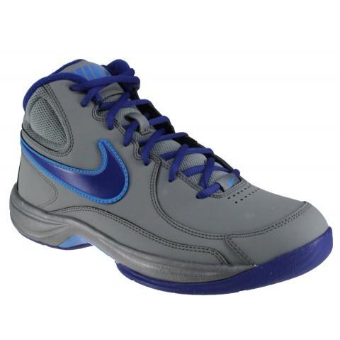 innovative design 12b2c 9d670 Zapatilla Nike The Overplay VII Gris-Azul