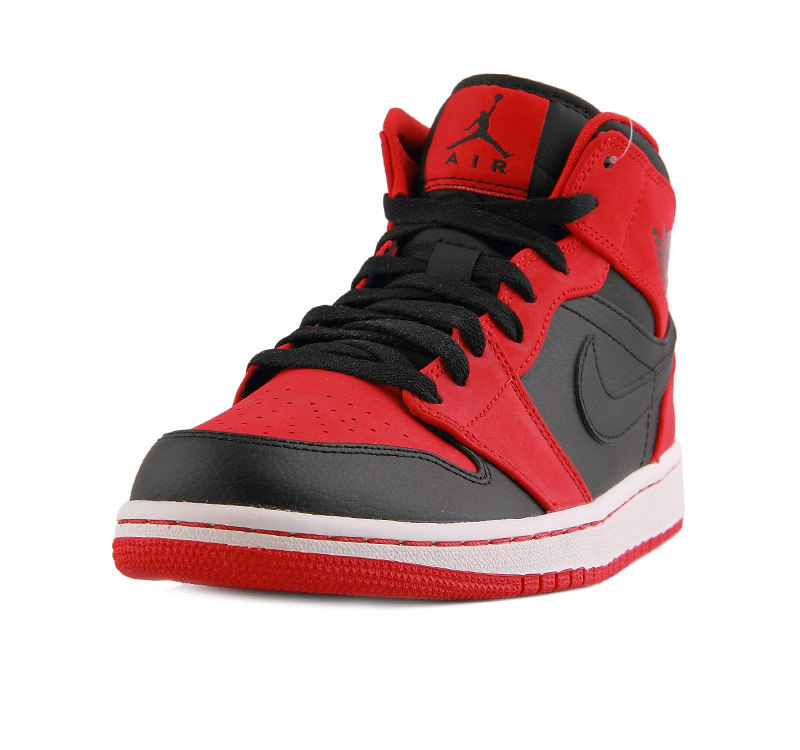 1583fe7909d ... Outlet Zapatilla Nike Air Jordan Retro 1 Red-Black. Ultima unidad.