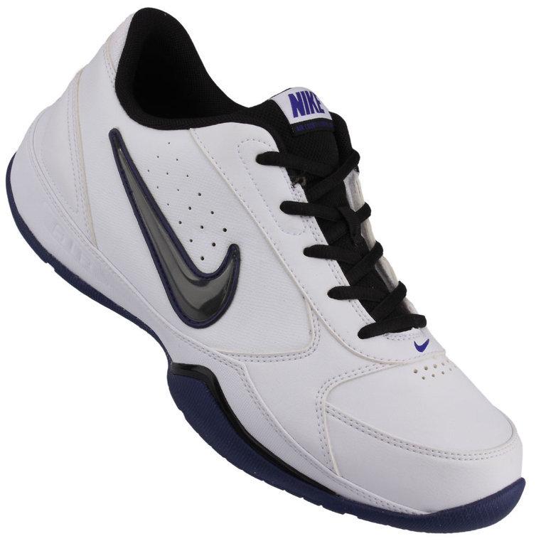 Zapatilla Nike Air Court Leader Blanco/Azul Outlet