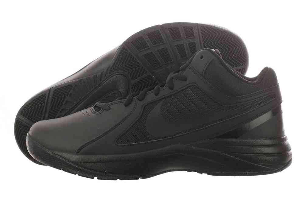 low priced 0bd2d 4d5a8 Zapatilla Nike The Overplay VIII negra